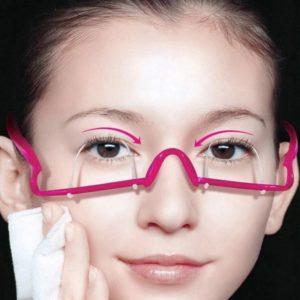okulary opadajaca powieka