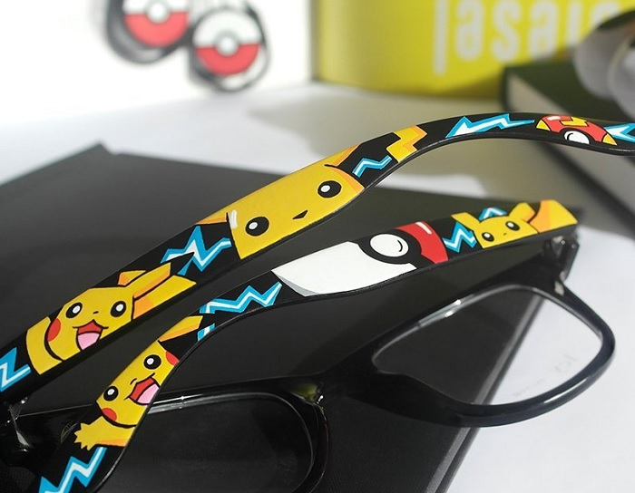 okulary pokemon