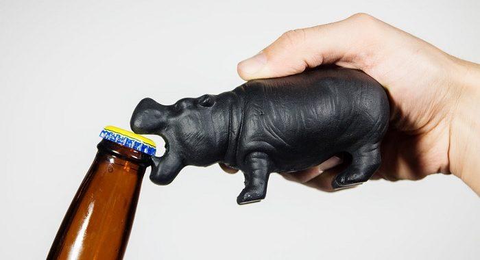 otwieracz hipopotam