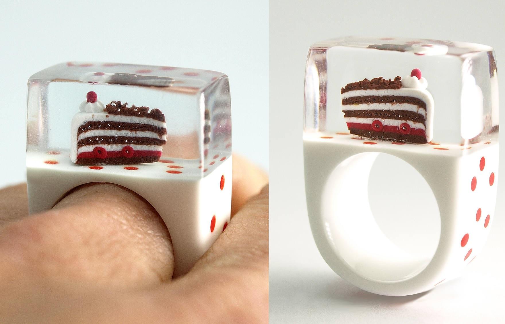 pierscionek ciasto