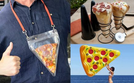 pizza gadżety