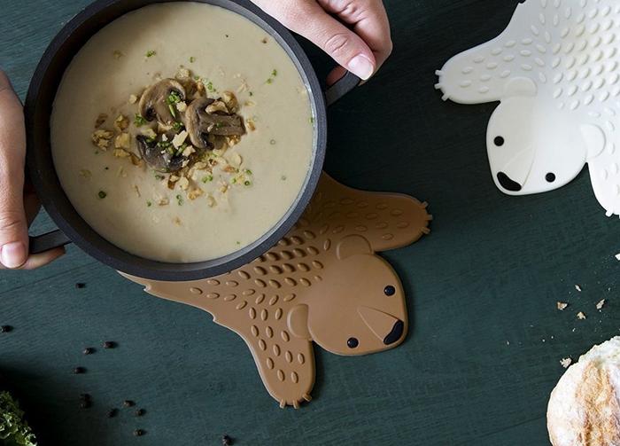 Podkładka pod gorące naczynia grizzly by OTOTO Design