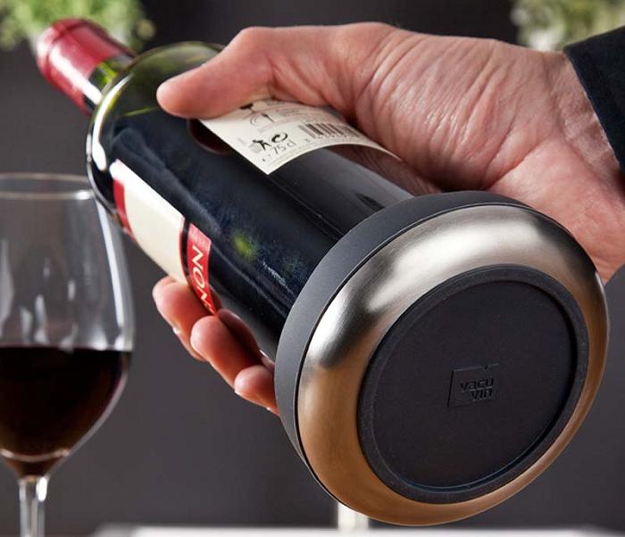 Podstawka pod butelkę wina Vacu Vin