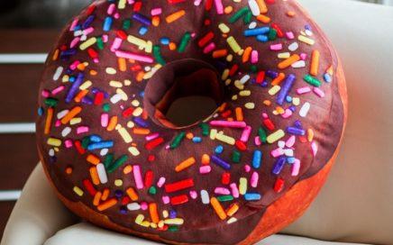 poduszka donut