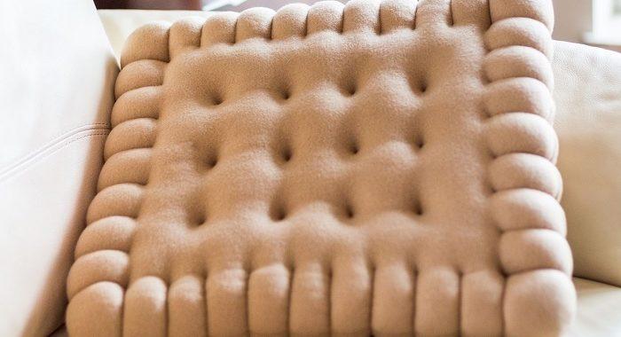 poduszka herbatnik