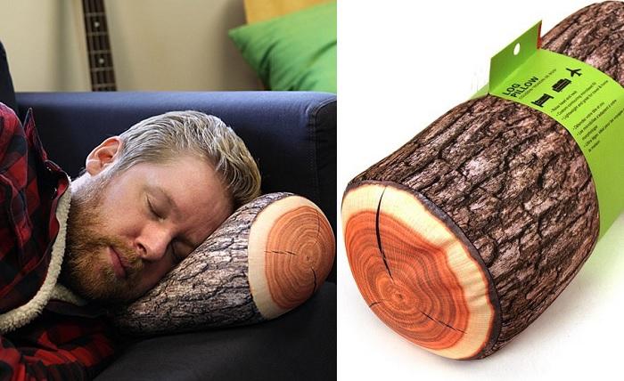 Poduszka pień drzewa