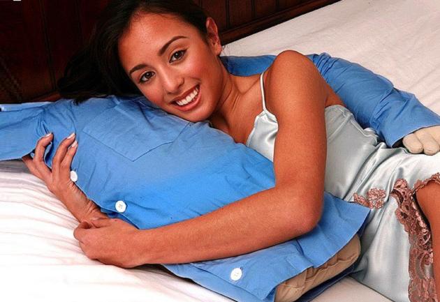 Poduszka męskie ramię