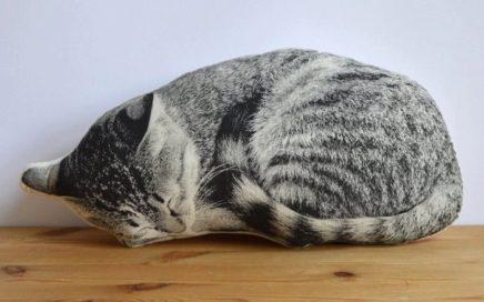 poduszka realistyczny kot