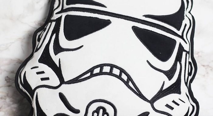 poduszka stormtrooper