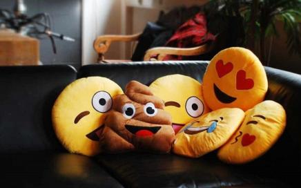 poduszki emotikonki