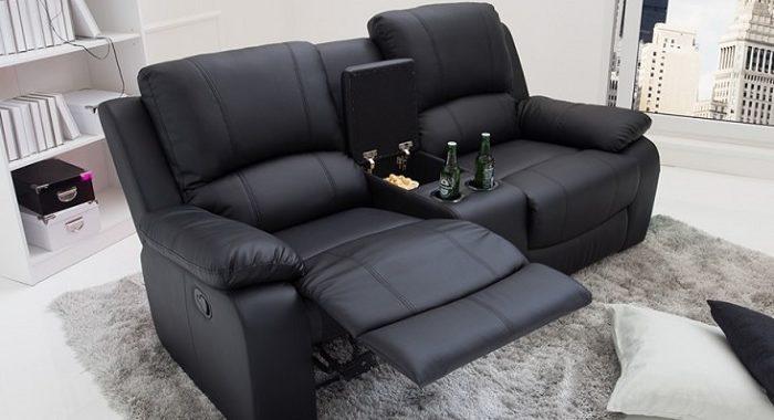 podwojny fotel kinowy