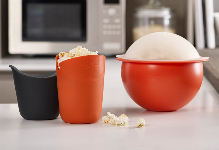 Pojemniki do robienia popcornu w mikrofali Joseph Joseph