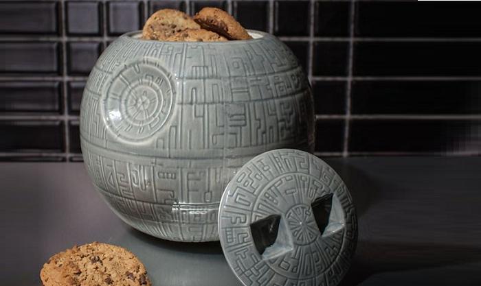 Pojemnik na ciastka Gwiazda Śmierci Star Wars