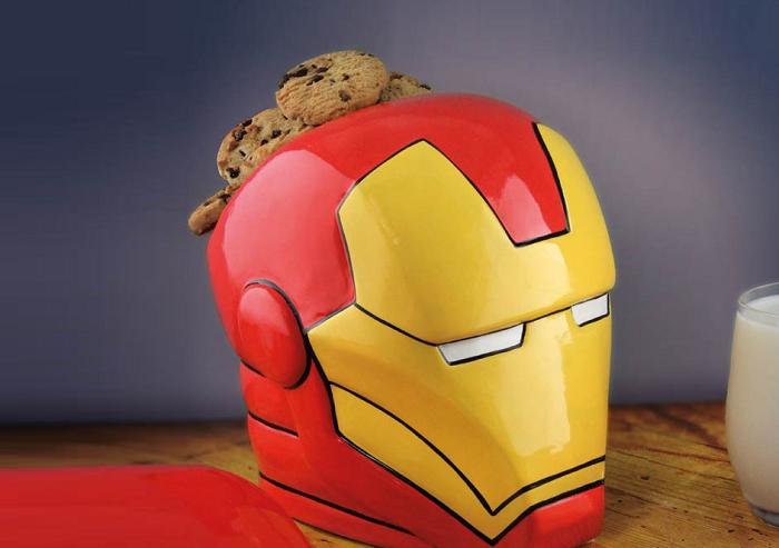 Pojemnik na ciastka Iron Man