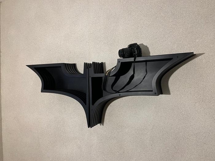 polka batman