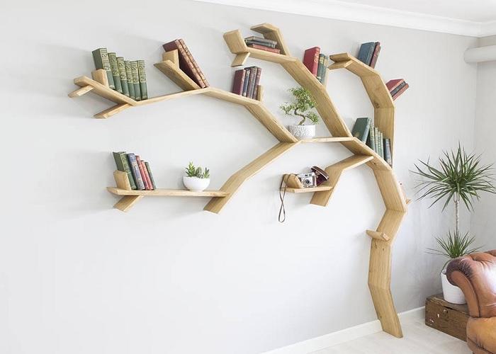 regal drzewo 4
