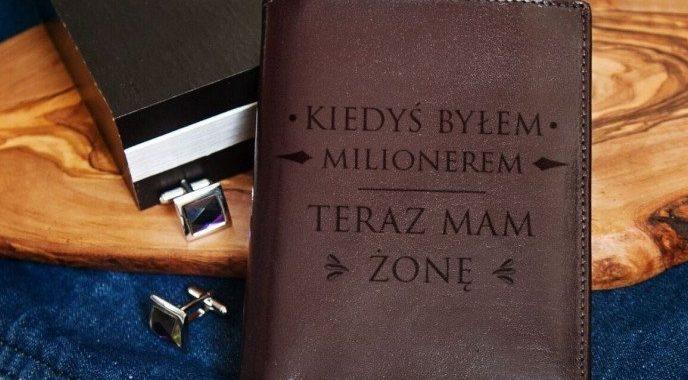 portfel kiedys bylem milionerem