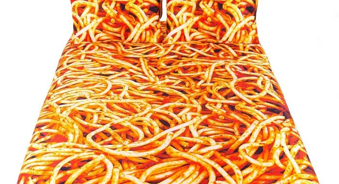 posciel spaghetti seletti