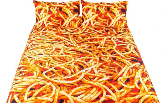 Pościel spaghetti by Seletti