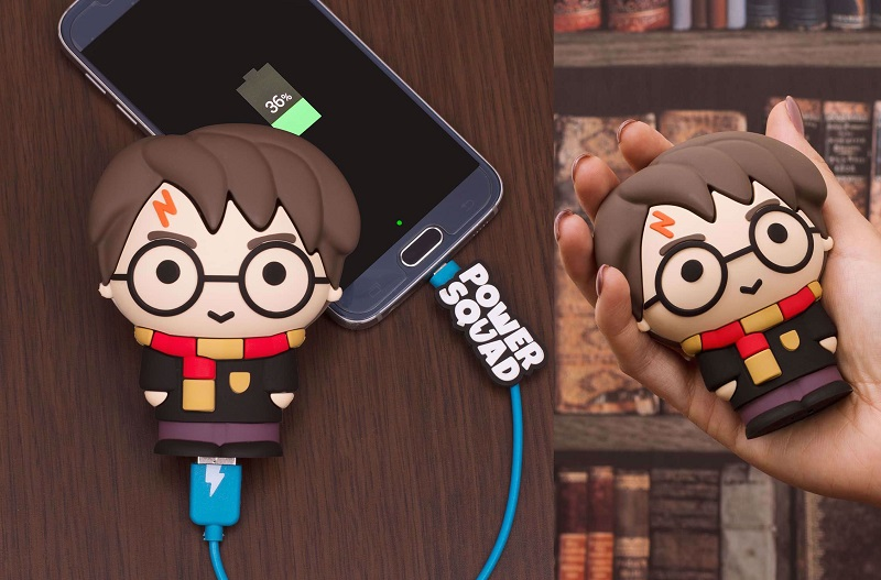 Powerbank Harry Potter by Powersquad