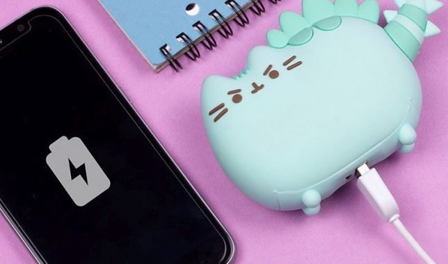 powerbank pusheen 1