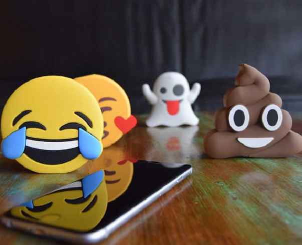 Powerbank emotikonki Emoji