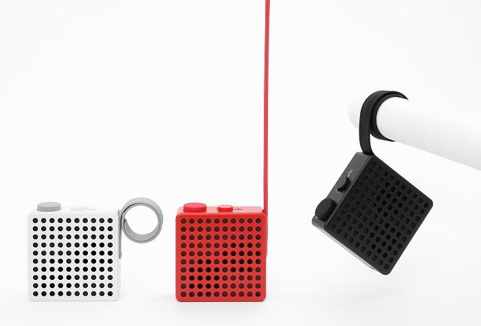 Radio i głośnik Bluetooth Monkey marki Palomar