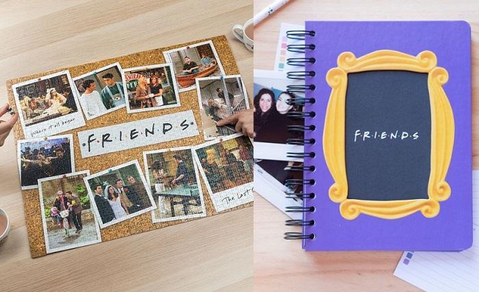 Gadżety dla fanów serialu Przyjaciele
