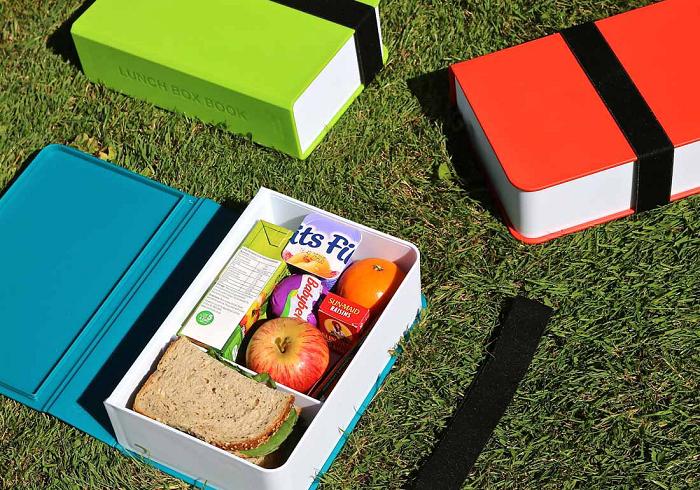 Pudełko na lunch książka od Black + Blum