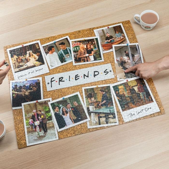 puzzle przyjaciele 2