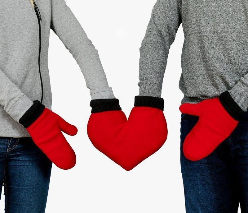 rekawiczki dla pary