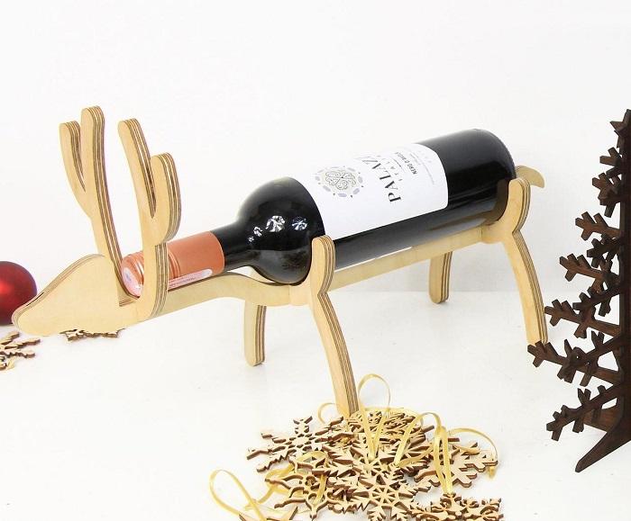 renifer na wino