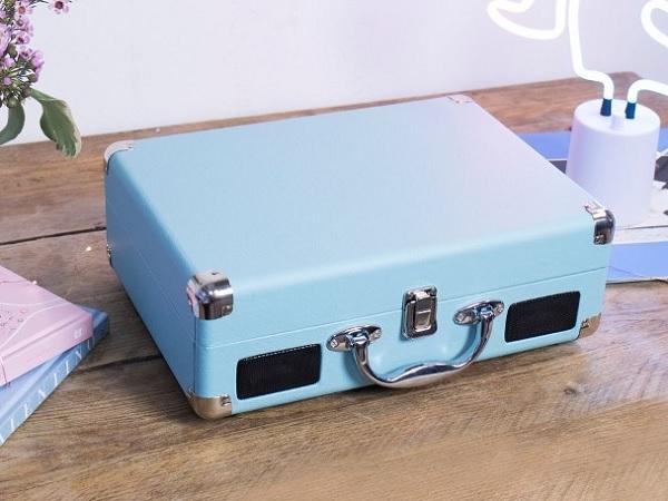retro gramofon w walizce 3