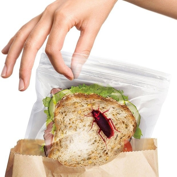 robaczywe torebki sniadaniowe