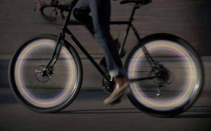 rowerowe światełka led