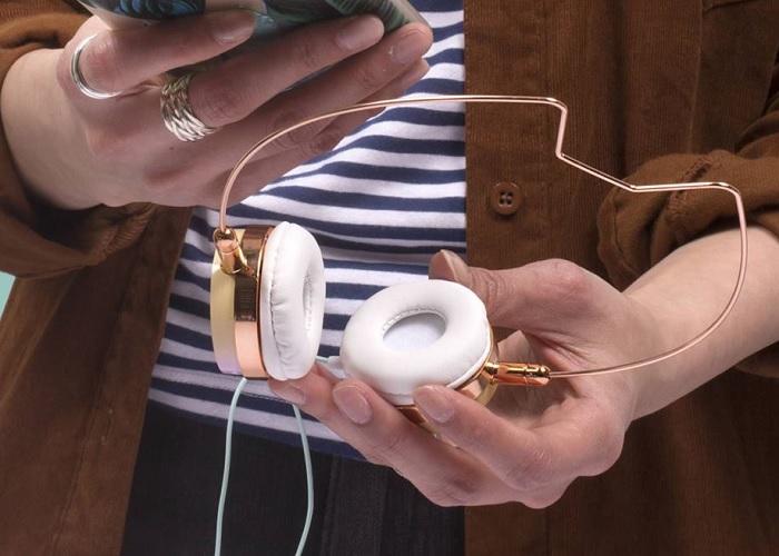 Słuchawki z uszami kota Pusheen by ThumbsUp