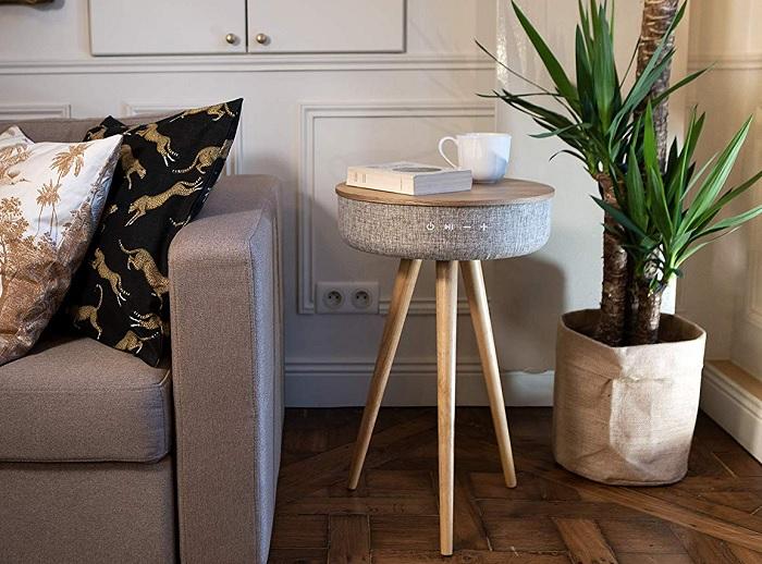 smart stolik z glosnikiem 1