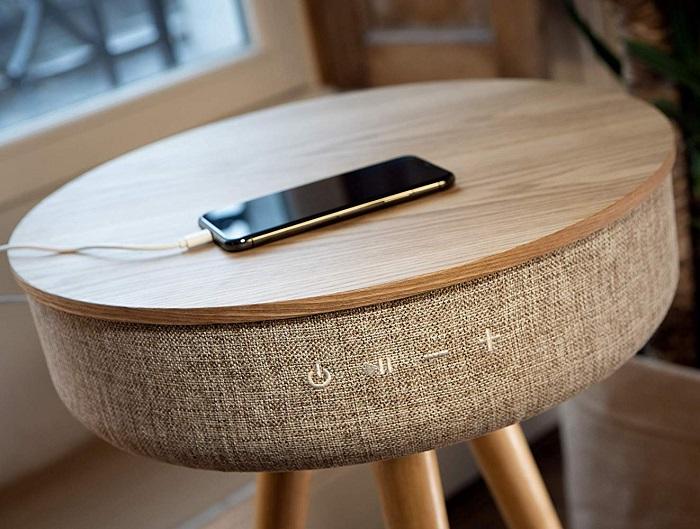 smart stolik z glosnikiem 2
