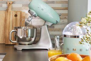 Retro sprzęty kuchenne marki SMEG