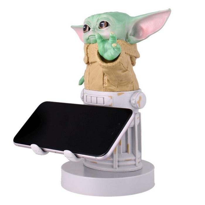 stojak na telefon baby yoda