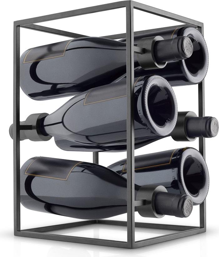 stojak na wino nordic kitchen