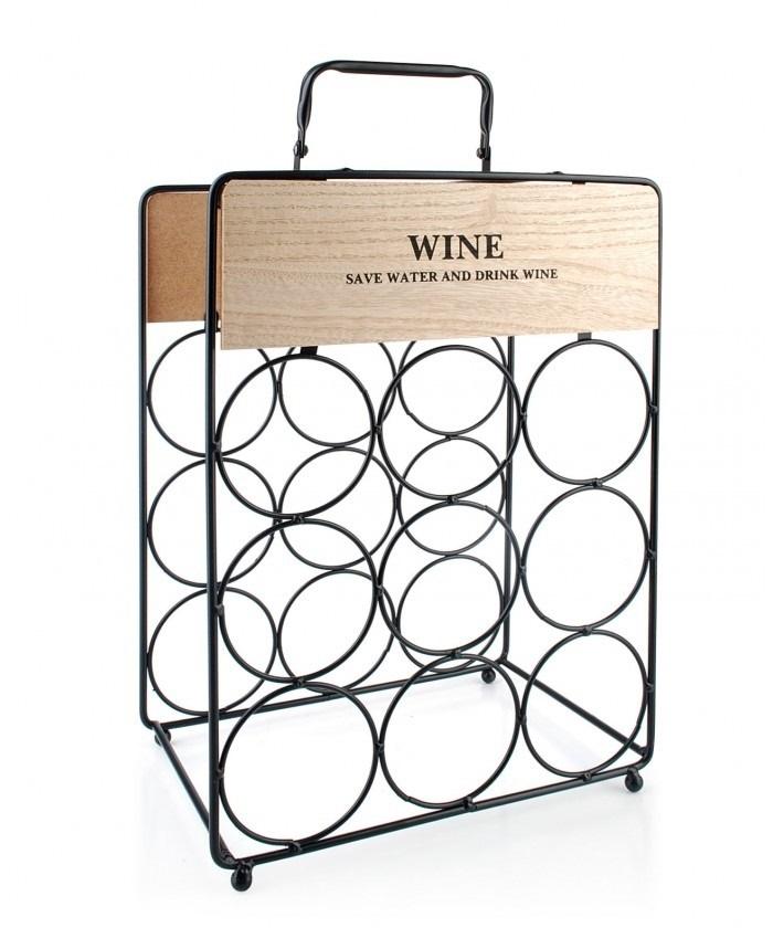 stojak na wino save water