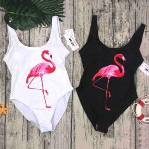 stroj flamingi