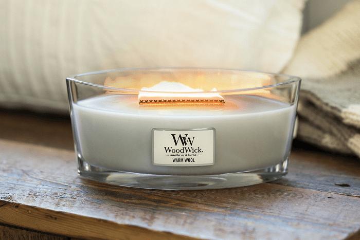 swieca- wood wick 1