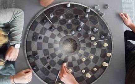 szachy dla trzech osob