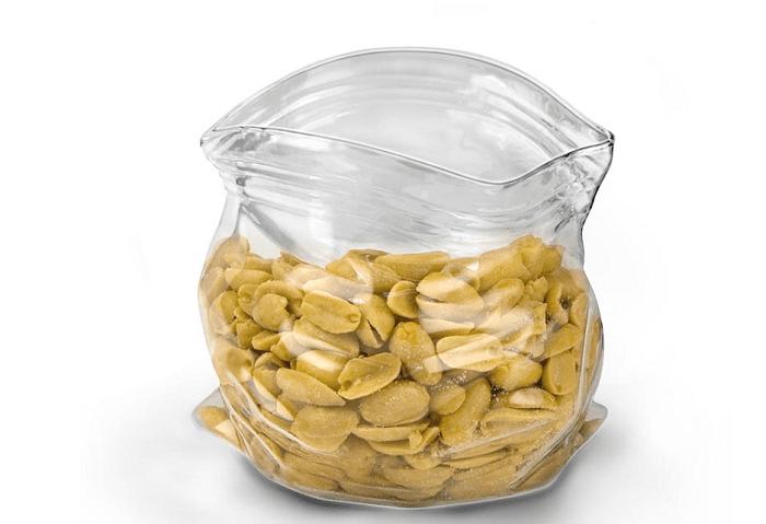 szklana torebka na przekąski-min