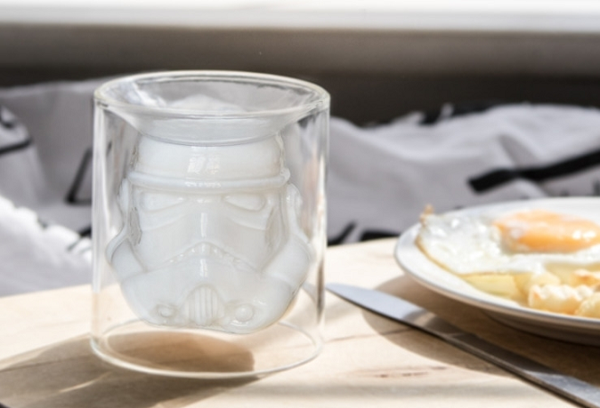 Szklanka Star Wars Stormtrooper