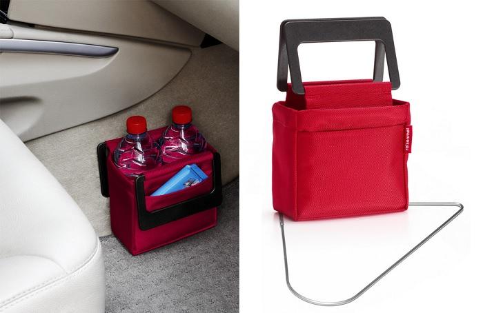 Samochodowy pojemnik na drobiazgi  montowany pod dywanikiem by Reisenthel