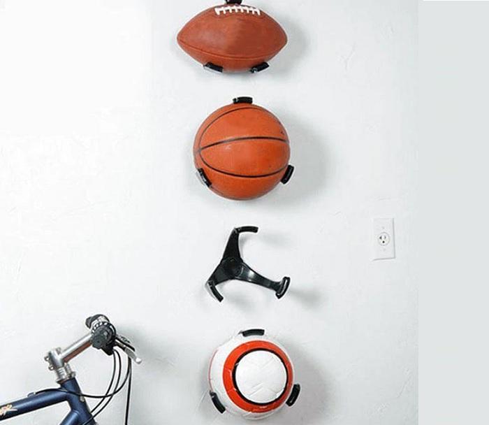 uchwyt na piłki