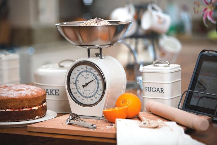 Retro waga kuchenna Nostalgia od Kitchen Craft